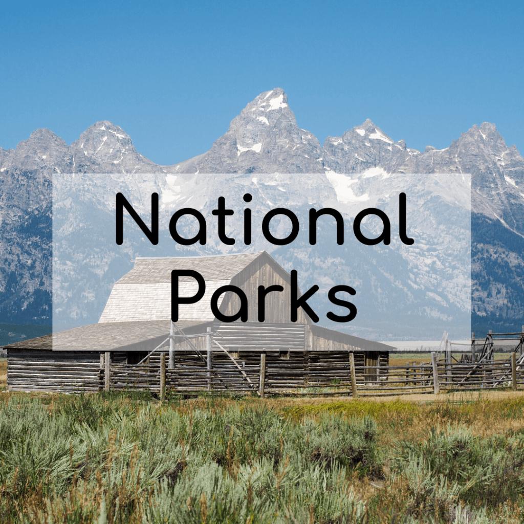 USA National Parks