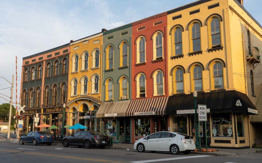 Small Town America: Getting to Know Ypsilanti, Michigan
