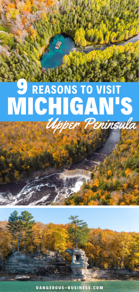 Why you should visit the Upper Peninsula of Michigan