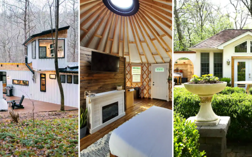 35 of the Coolest Airbnb Stays and Vacation Rentals in Ohio