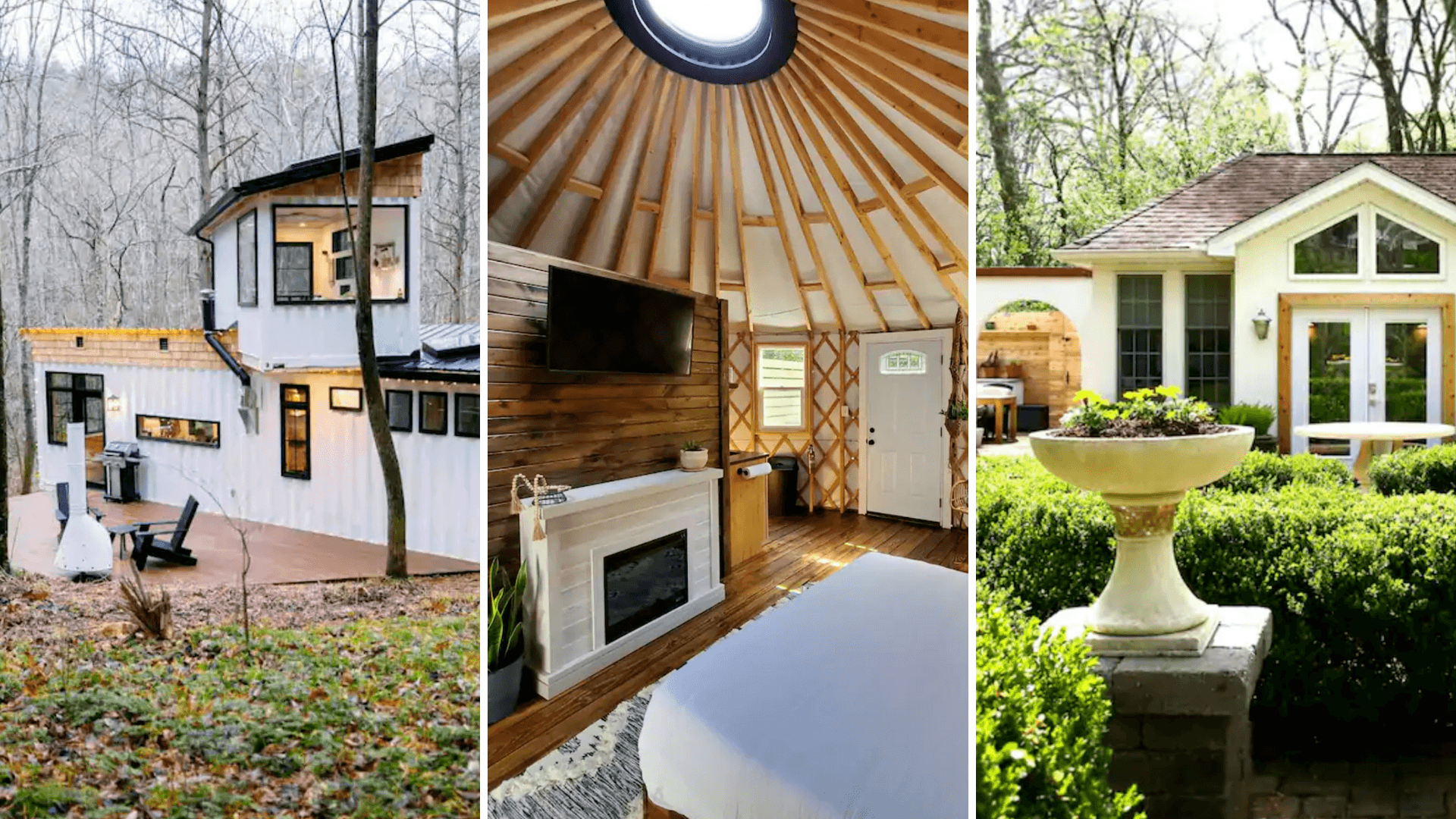Best Airbnb stays in Ohio