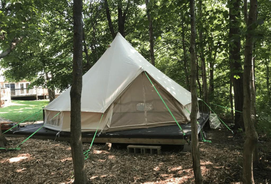 Rustic Retreat Yurt