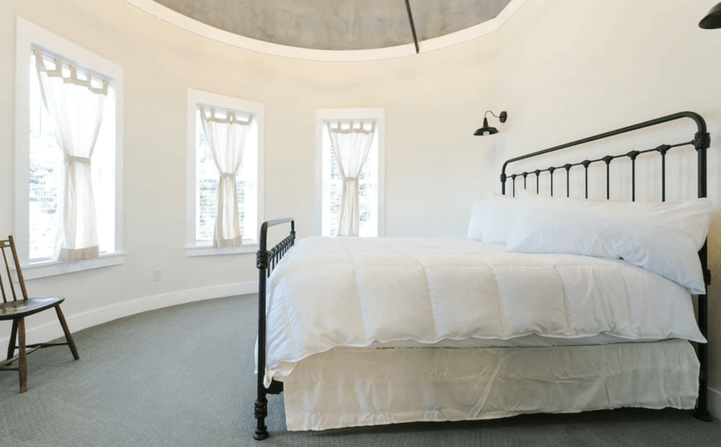 Amish Country silo suite