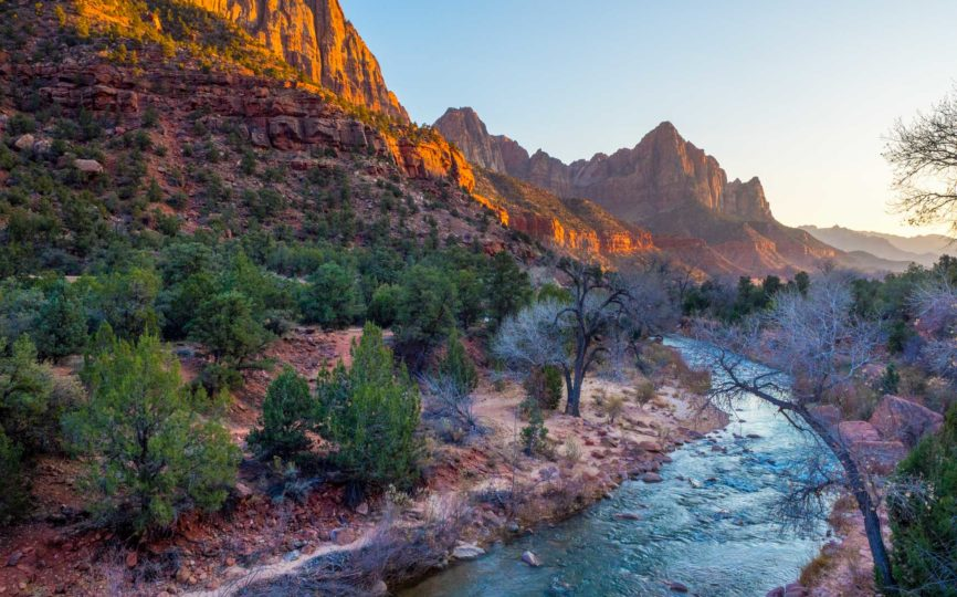 Everything You Need to Know About Visiting Zion National Park in Winter