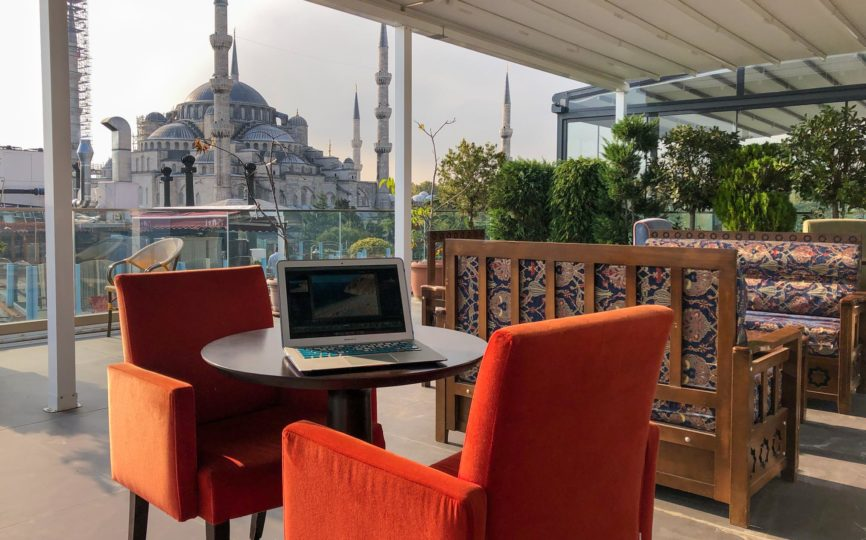How I Failed at Being a Digital Nomad