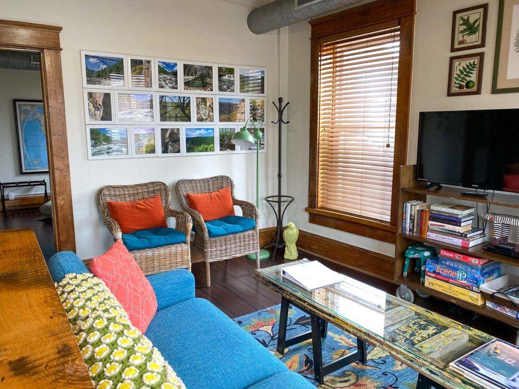 Lafayette Flats Nuttall apartment