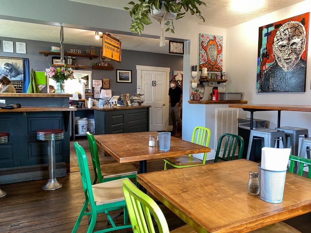 Wood Iron Eatery in Fayetteville