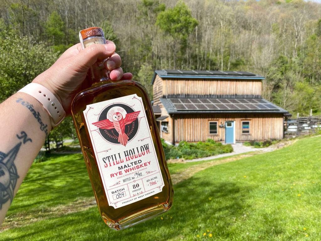 Still Hollow Spirits distillery