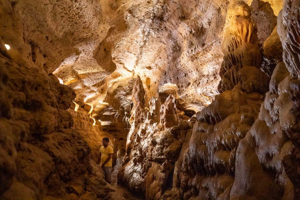 Cave of the Mounds in Wisconsin