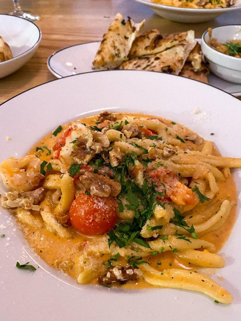 Bar Corallini pasta